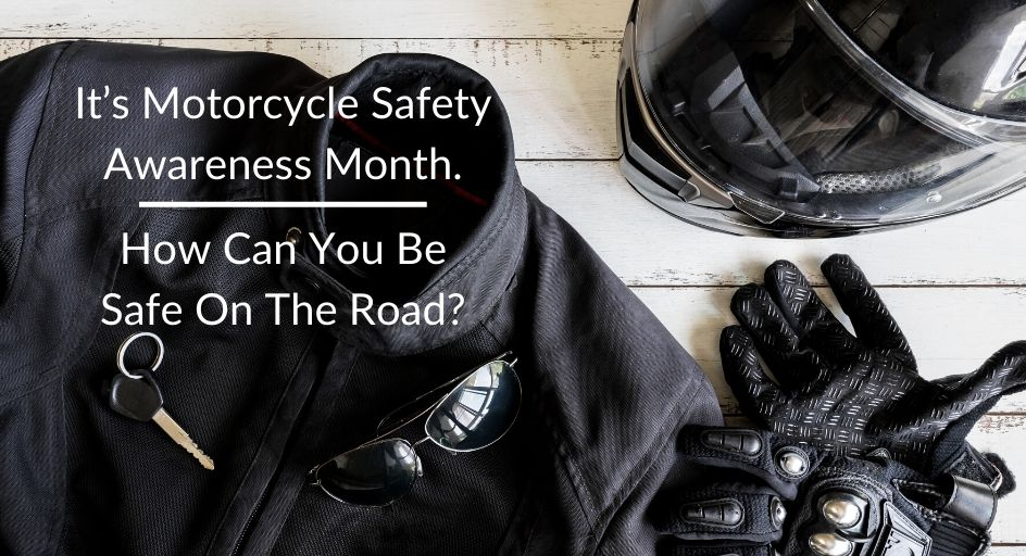 blog image of motorcycle safety gear